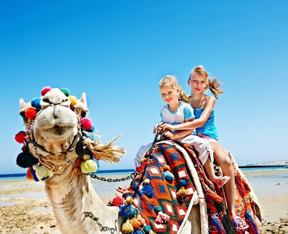 Kids on Camel FB Image